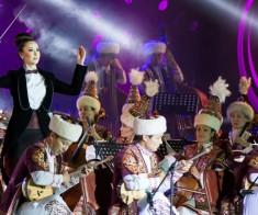 Концерт оркестра «Отырар сазы» им. Н. Тлендиева