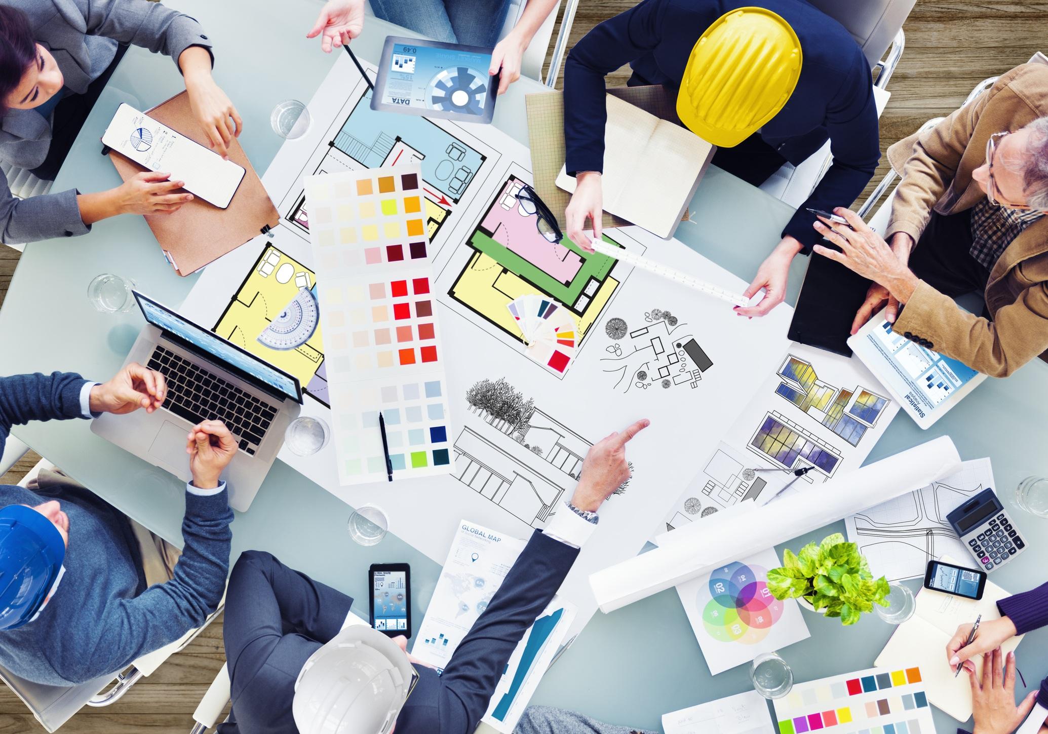Вопросы и знакомство дизайнер мебели с клиентом