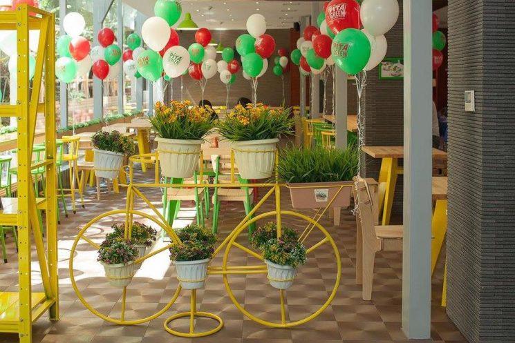 pita green