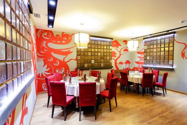 Акция в честь открытия ресторана Qingdao