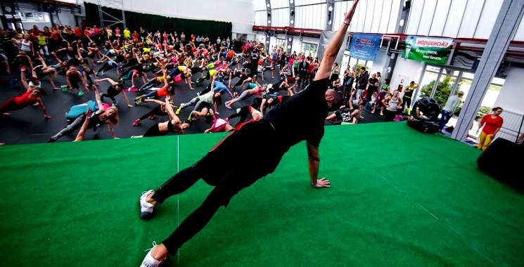 Фитнес-конвенция World Class Almaty