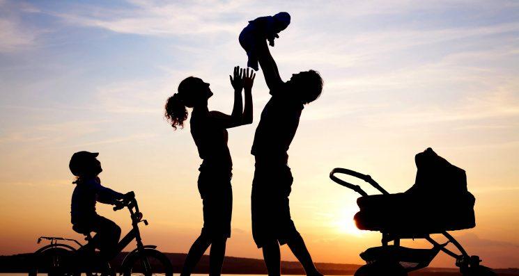 День семьи в Mega Park