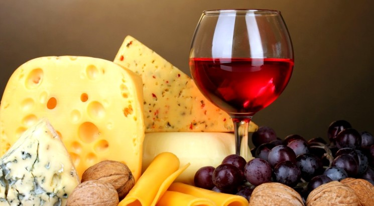 Французские сыры и вина Arba Wine