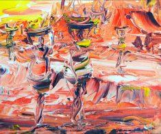 Персональная выставка Боба Усороха «Афроэкпрессионизм»