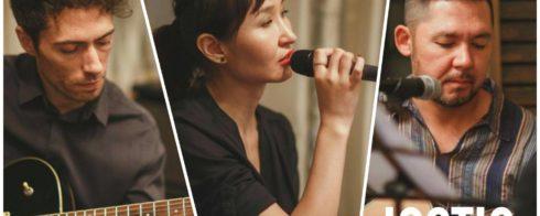 Acoustic music & Wine