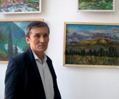 Выставка Кантарбаева Максата «Родные края»