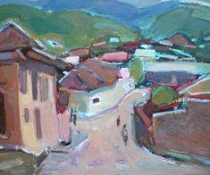 Выставка Молдир Сагындыковой «Отражение»