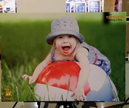 Международный месяц осведомленности о синдроме Дауна