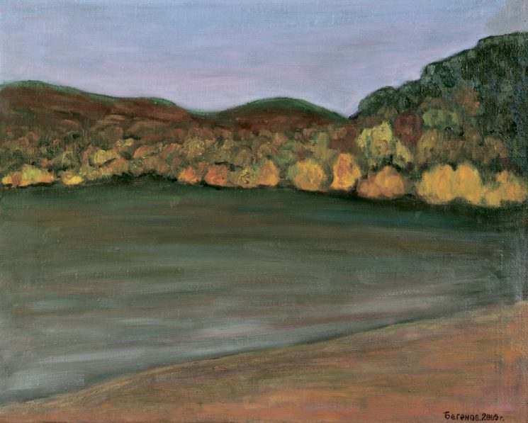 Выставка Ермахана Бегенова «Ұлы дала елі»