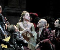 Показ спектакля «Комеди Франсез: Ромео и Джульетта»