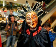 Happy Halloween в Mega Alma-Ata