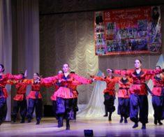 Национальный-этнический ансамбль танца «Наири»