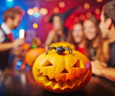 Halloween в Guinness Pub