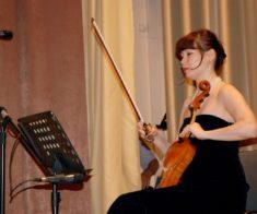 Сольный концерт Ажар Еркебулановой (кобыз)