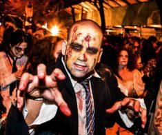Хеллоуин в COPA bar