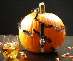 Halloween в гастро-пабе Beermingham