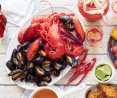 Любителям морской кухни: топ-7 мест Алматы
