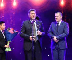 Церемония награждения лауреатов Премии «Алтын Жүрек»