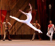 Показ балета «Золотой век»