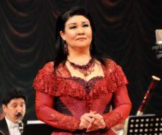 Концерт заслуженного деятеля РК Гульзат Даурбаевой