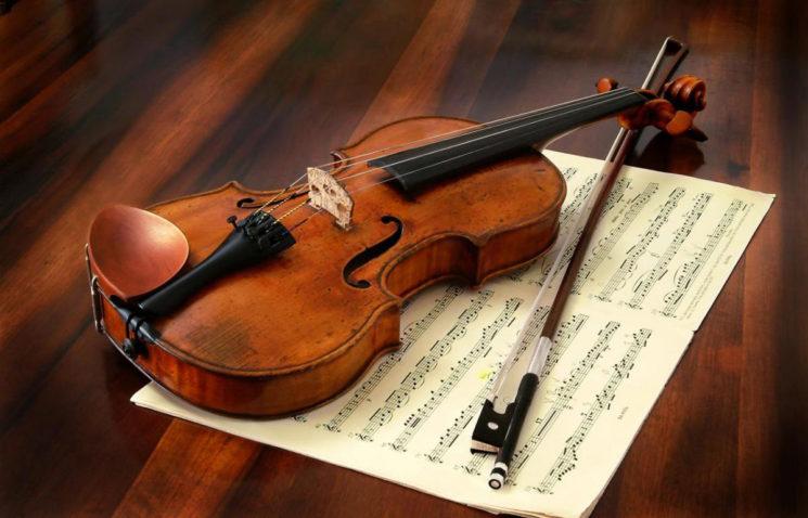 "Концерт струнного квартета ""Классика"""