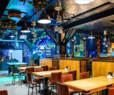 Rust Bar Grill