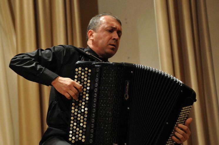 V Международный фестиваль баяна и аккордеона