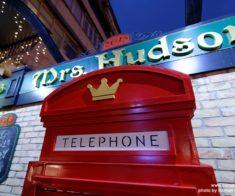 Mrs.Hudson Pub