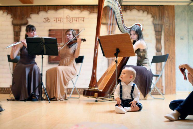 Концерт классической музыки для детей и родителей