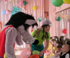 Театр кукол «Сезам» представляет Новогоднее шоу