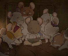 Показ фильма «Эрнест и Селестина: Приключения мышки и медведя»