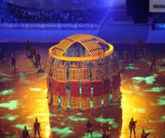 Церемония открытия 28-й Всемирной зимней Универсиады