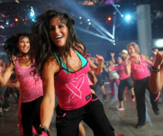 Танцевальный забег «Zumba marathon»