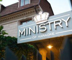 Ministry Of Karaoke