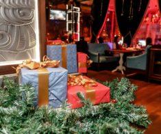 Новый год в ресторане Zoloto