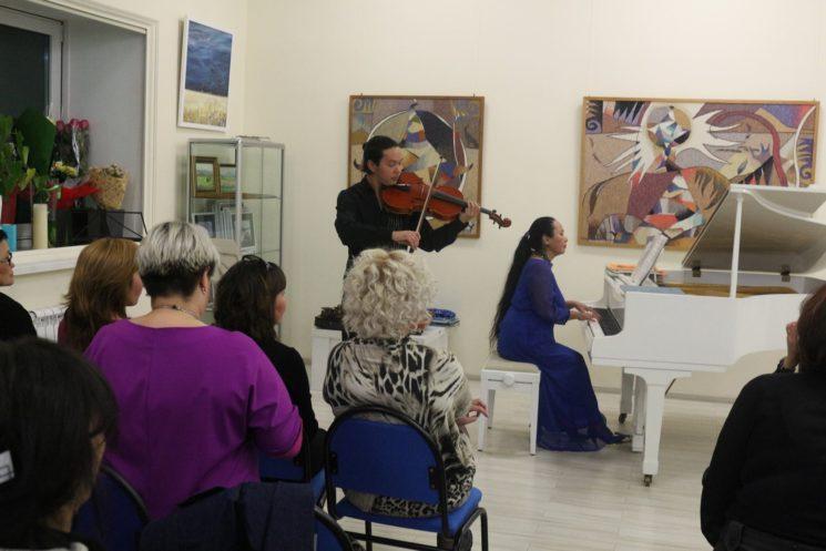 Предновогодний праздничный вечер классической музыки