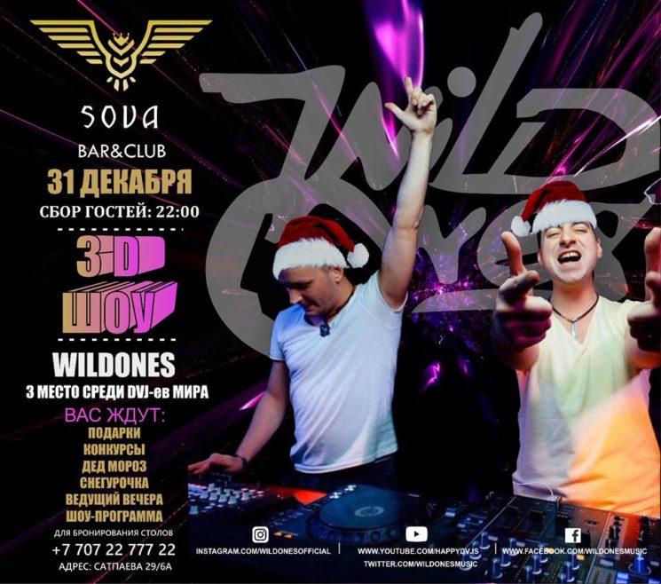 Новый Год с Sova bar&Club