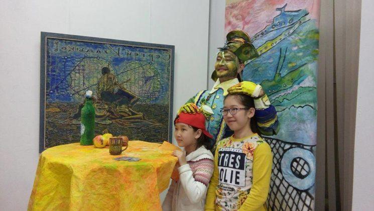 Family Day в музее Кастеева