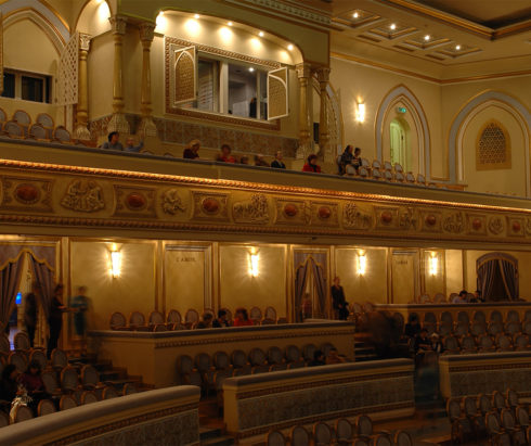 Одноактные оперы в концертном исполнении