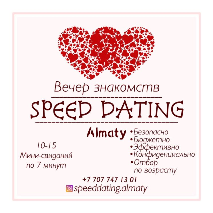 Significato di speed dating