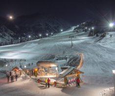 Где отдохнуть зимой в Алматы?