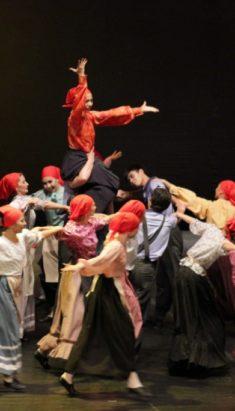 Хит-балет «Соколы революции»