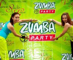 Танцевальный марафон «Zumba Openair Almaty»