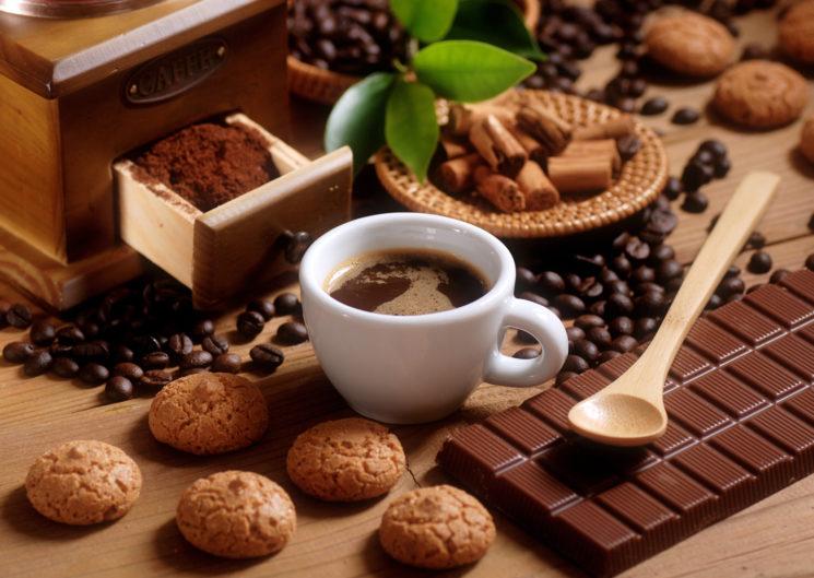 """Фестиваль шоколада """"Je Veux Du Chocolat"""""""