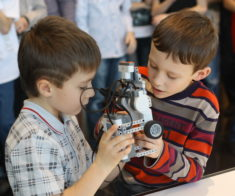 Презентация клуба робототехники