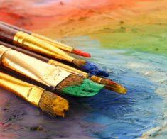 Мастер-класс «Учимся рисовать»