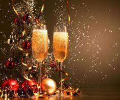 Новый год в Sir Francis Drake