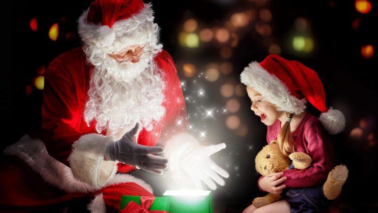 Новогоднее шоу «Мастерская чудес»