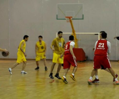 Чемпионат по баскетболу среди взрослых