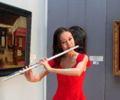 Музыкальный вернисаж «Волшебная флейта»